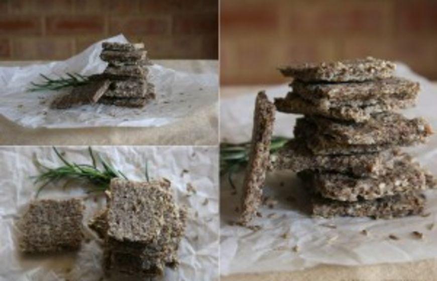 semínkový chleb