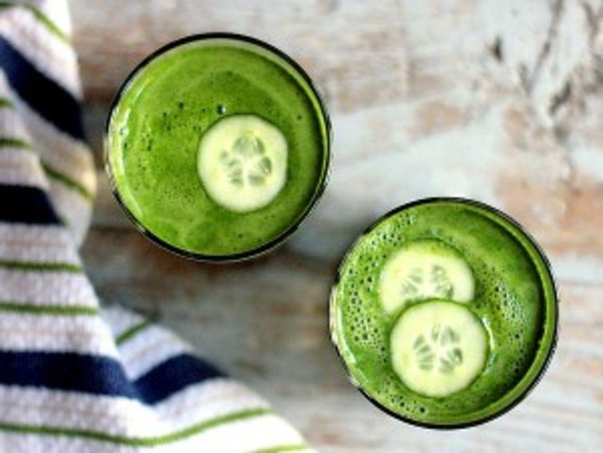 zelený fresh