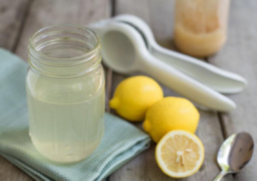 citron voda