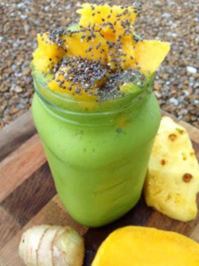 ananas smoothie1