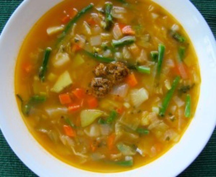 provensálká polévka