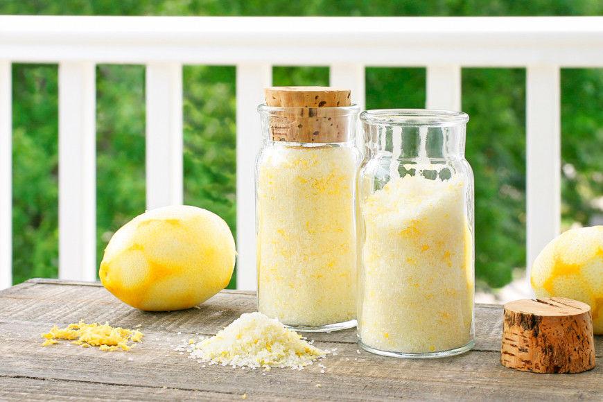 citronova sůl