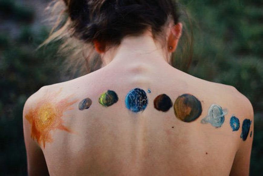 žena planety